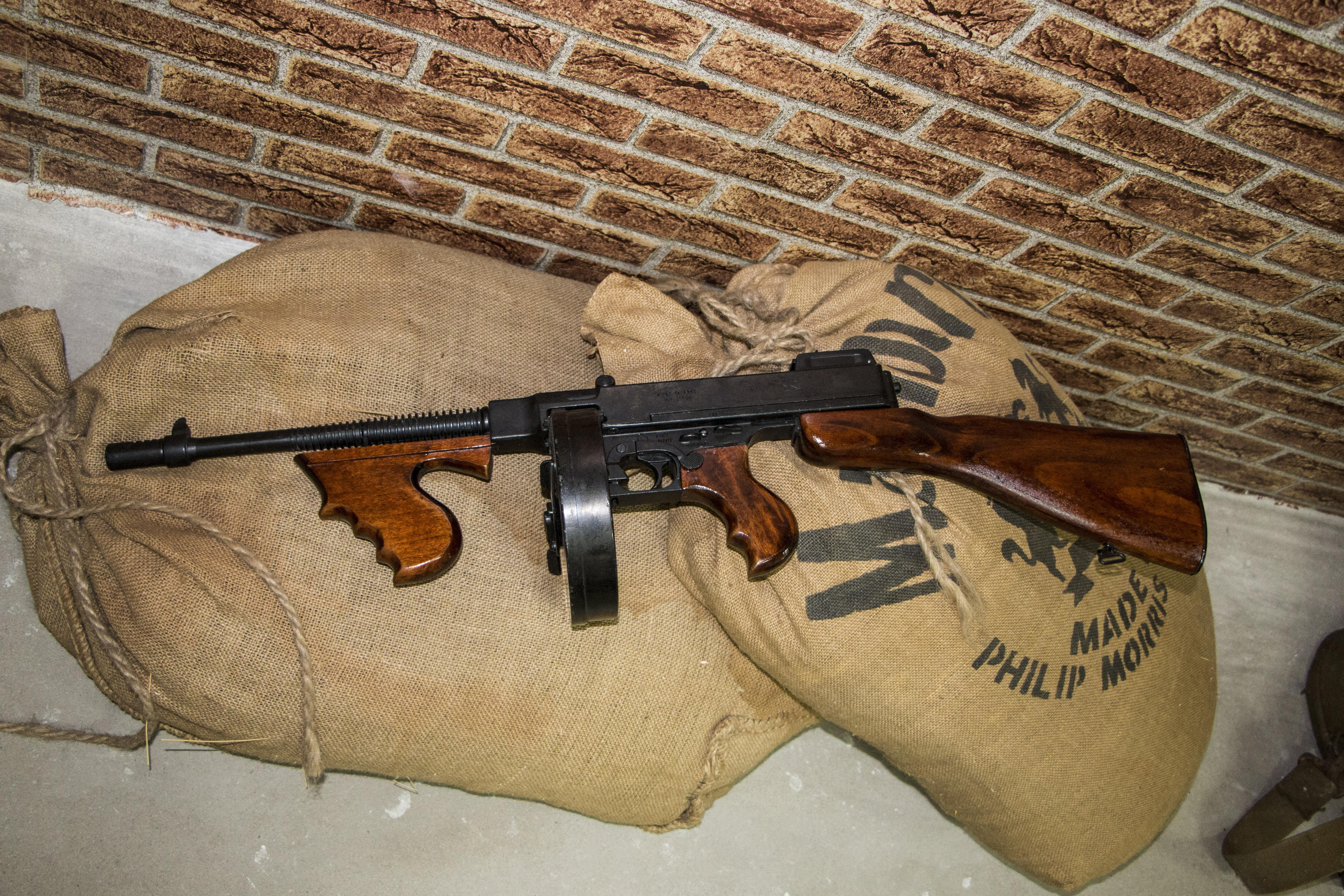 винтовка м1