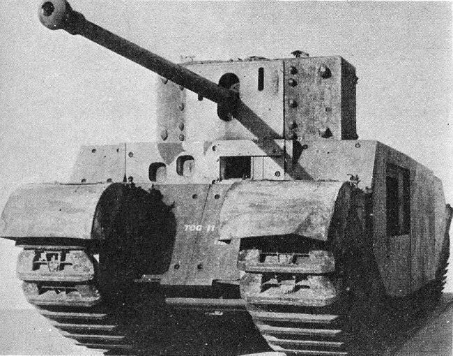 tog 2 танк