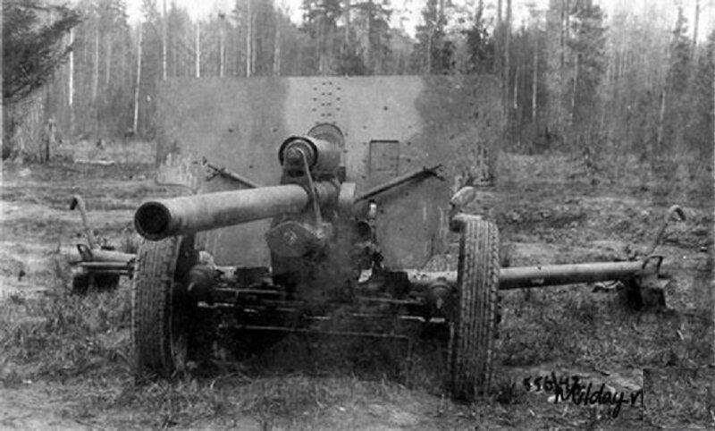 57 мм пушка зис 2