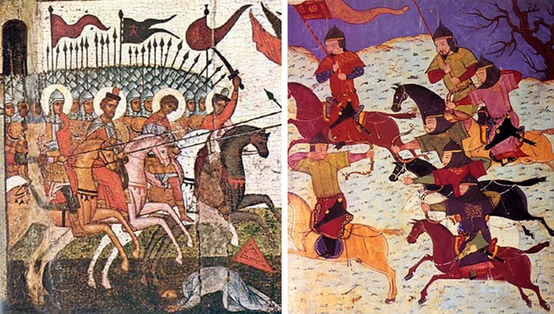 осада киева 1240