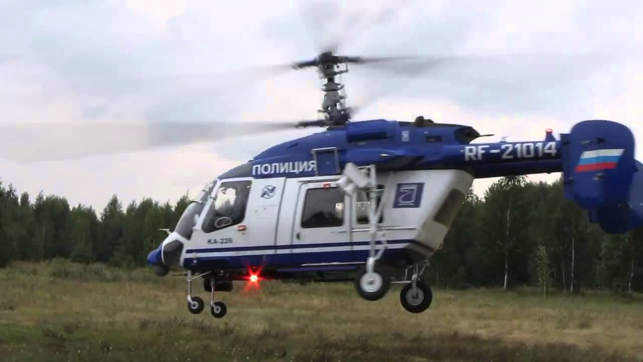 ка 226 вертолет фото