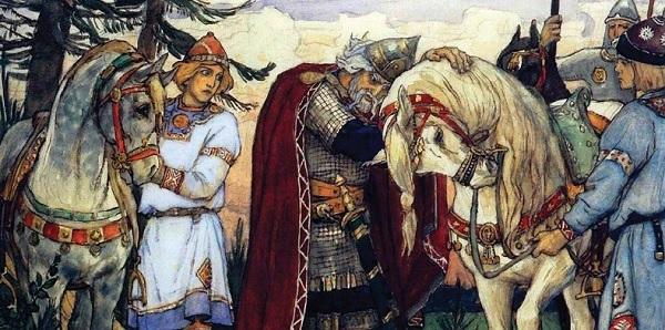 как погиб князь олег