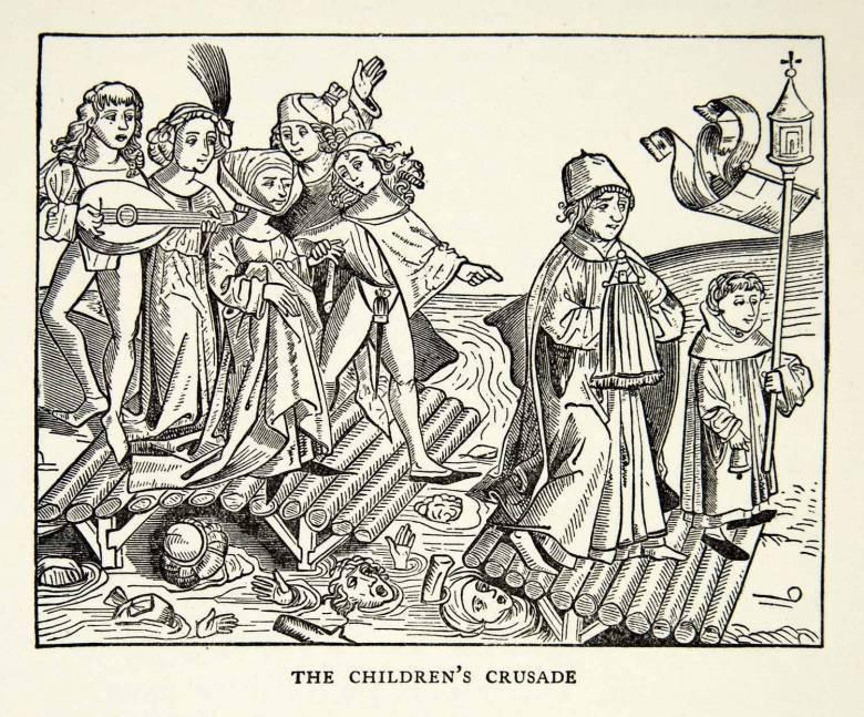 крестовый поход детей 1212