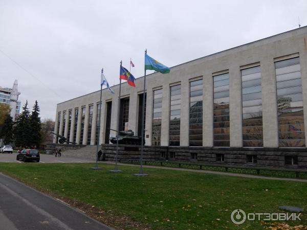 музей советской армии в москве