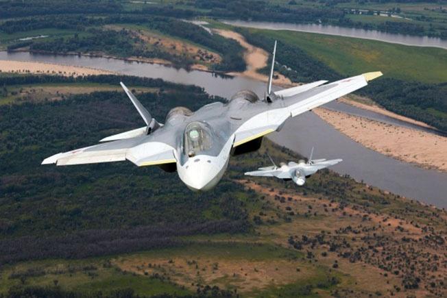 самолет 6 го поколения