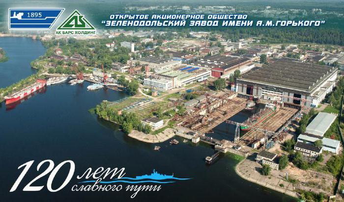 зеленодольский судостроительный завод