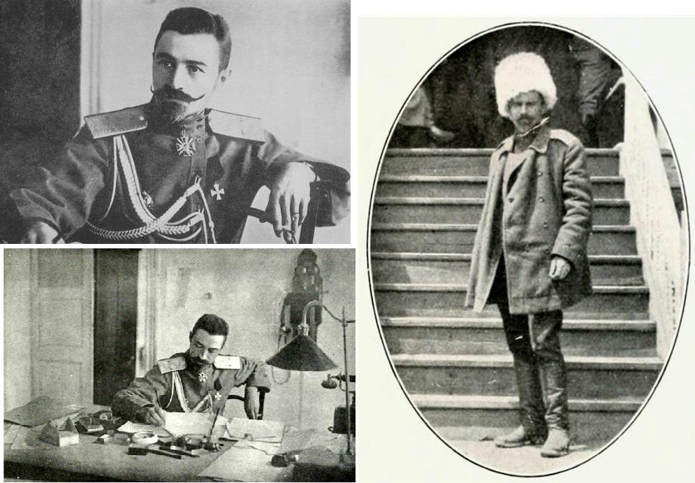 руководители красного движения в годы гражданской войны