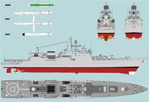 11356 фрегат