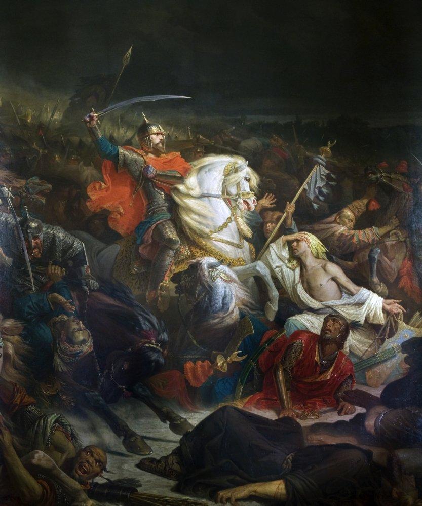 донской куликовская битва