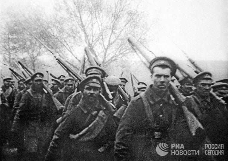 роль сша в первой мировой войне