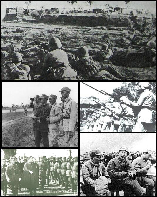 гражданская война в китае 1946 1949