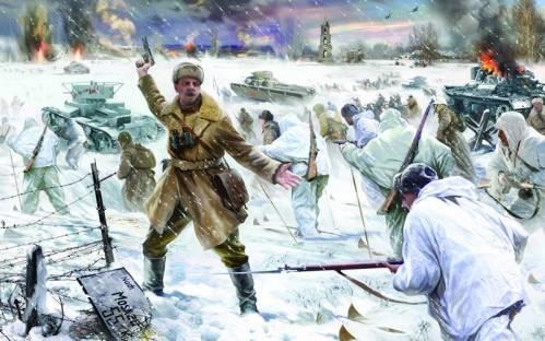 контрнаступление красной армии под москвой произошло