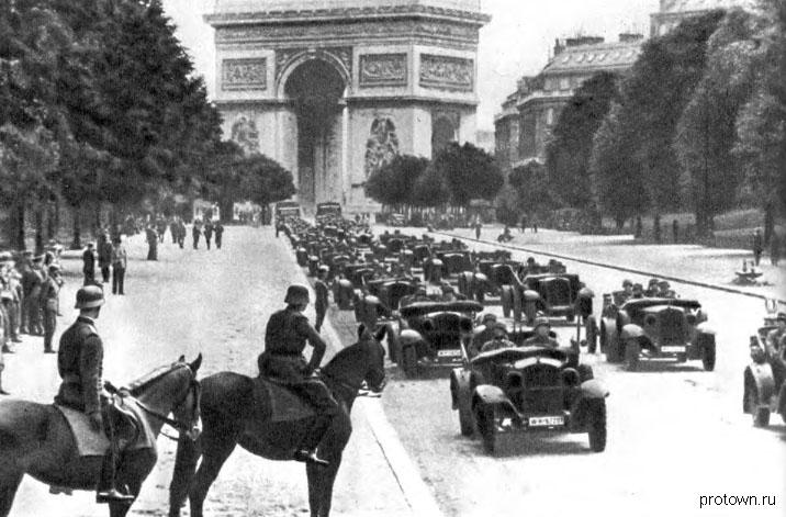 освобождение франции