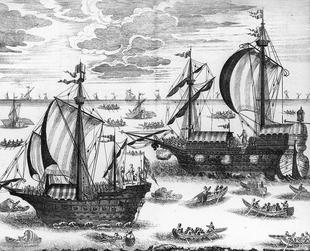 история русского флота