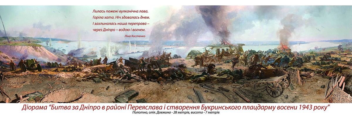 форсирование днепра 1943 кратко