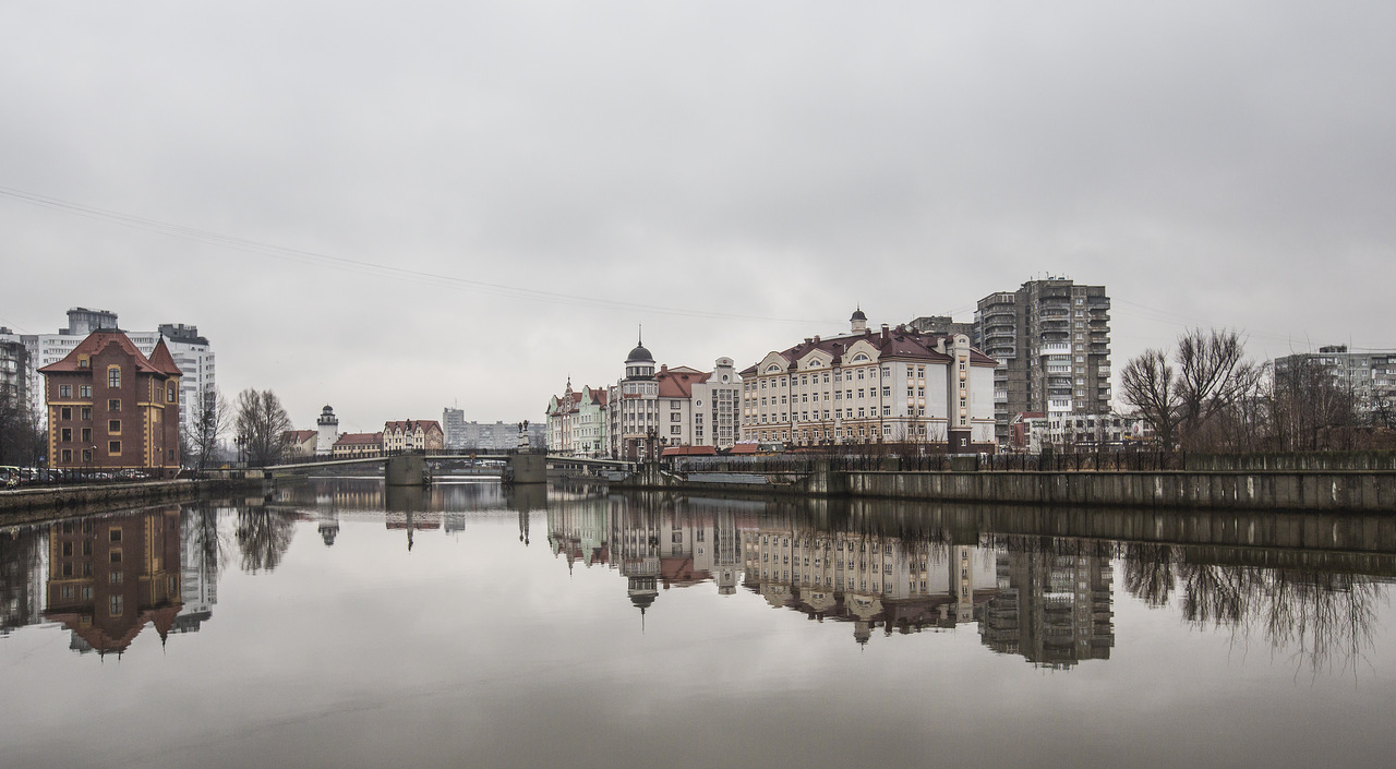 калининград когда стал русским городом