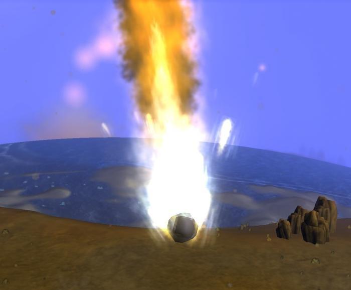 вакуумный взрыв