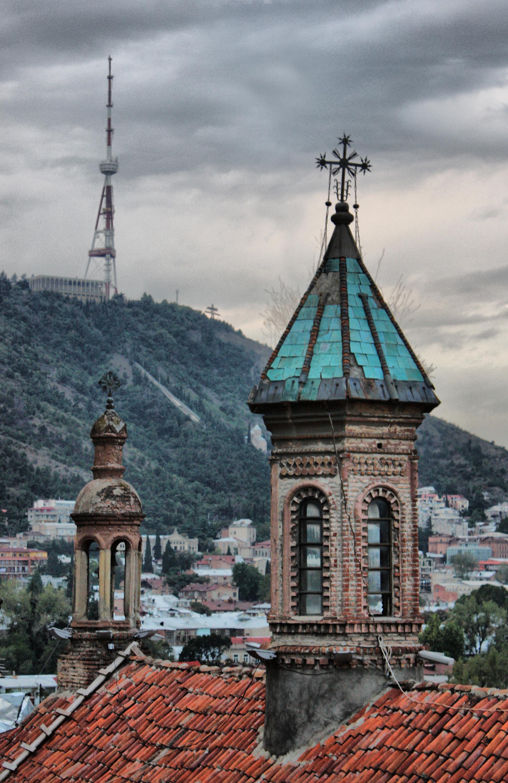 какая вера у грузинов