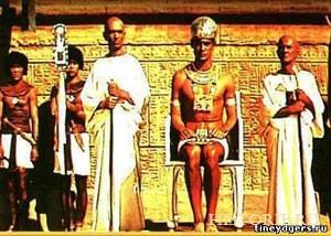 как одевались земледельцы в египте