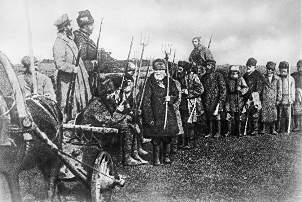 тамбовское восстание 1920 1921