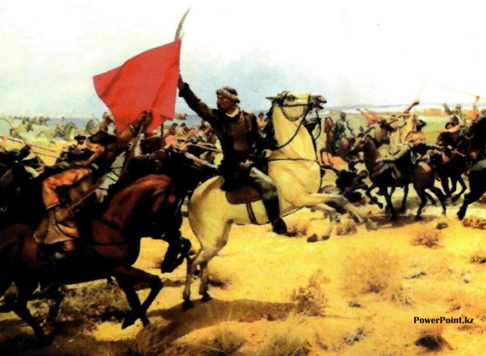 повод восстания 1916 года в казахстане