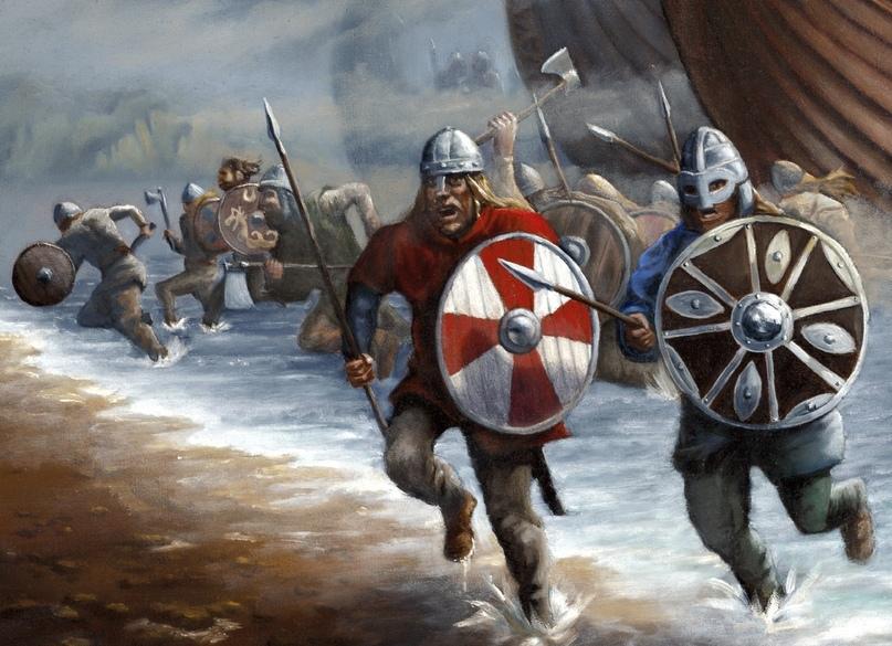 откуда появились викинги