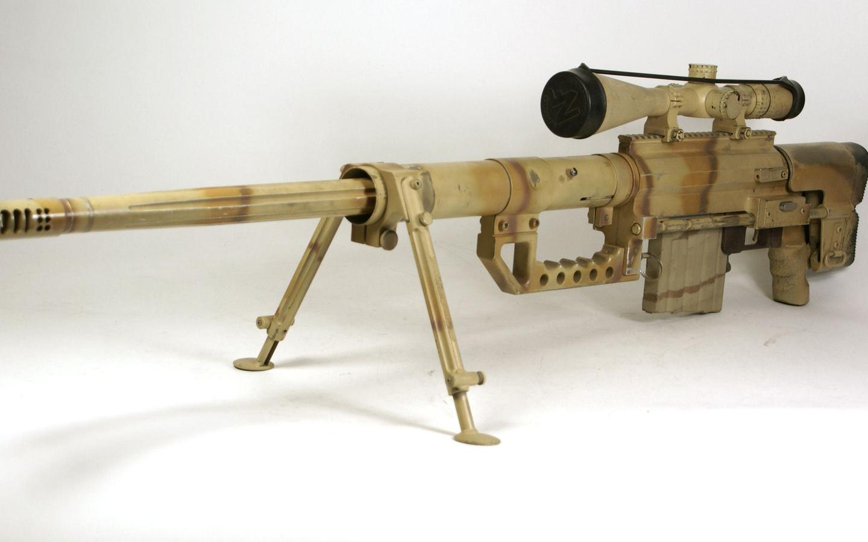 самый мощный снайпер в мире
