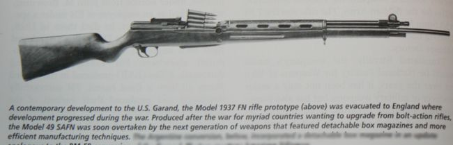 m1 винтовка