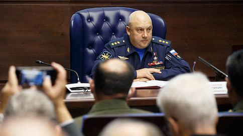 командование вкс россии