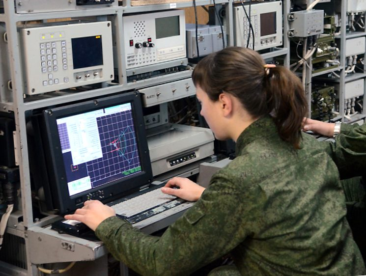 военная служба для девушек