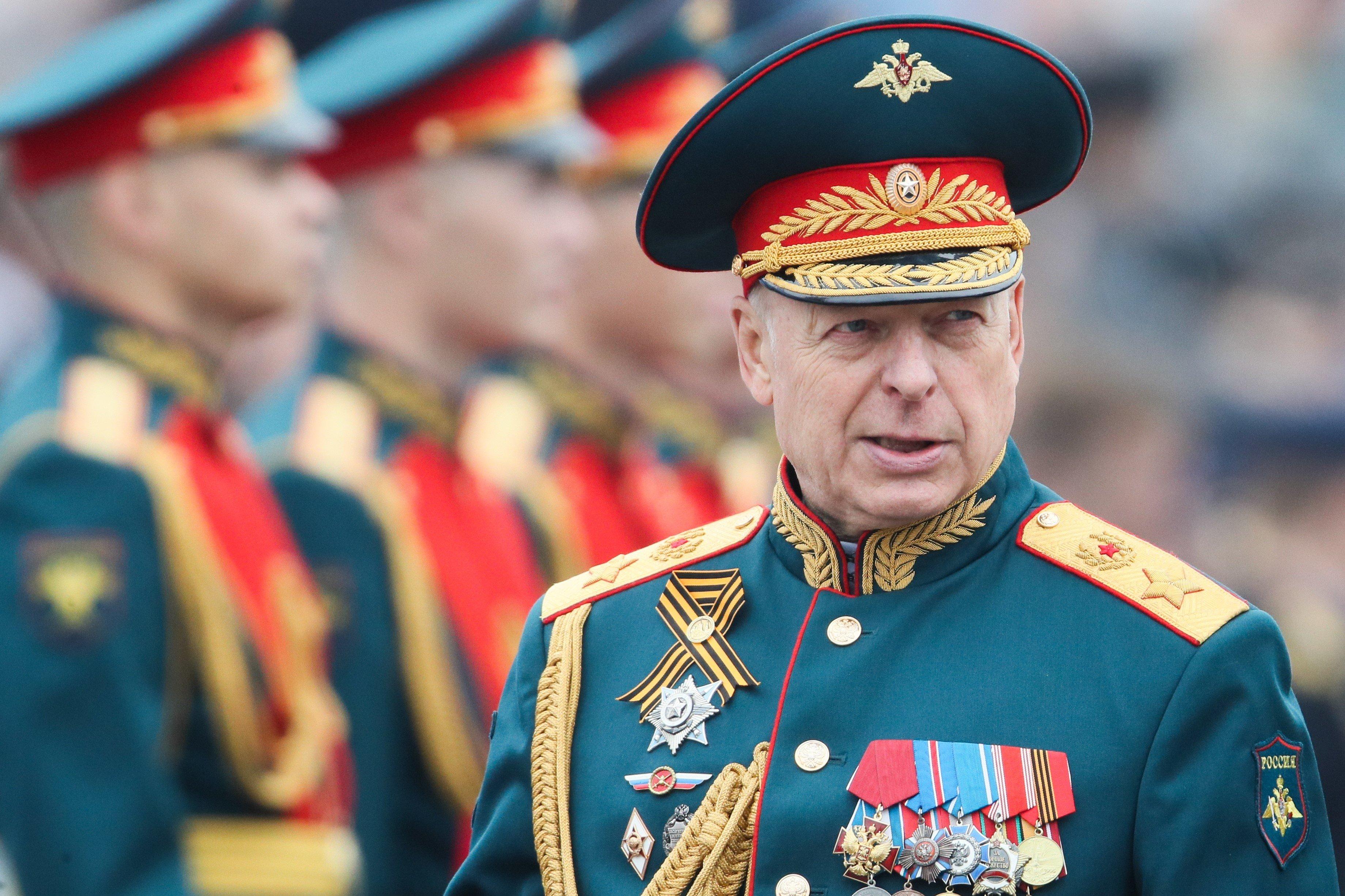 командующий сухопутными войсками рф