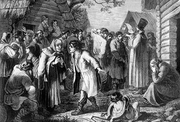 когда отменили рабовладельческий строй