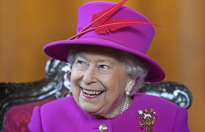 королевы англии список и фото