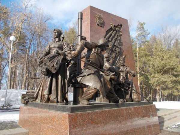 памятники победы в великой отечественной войне