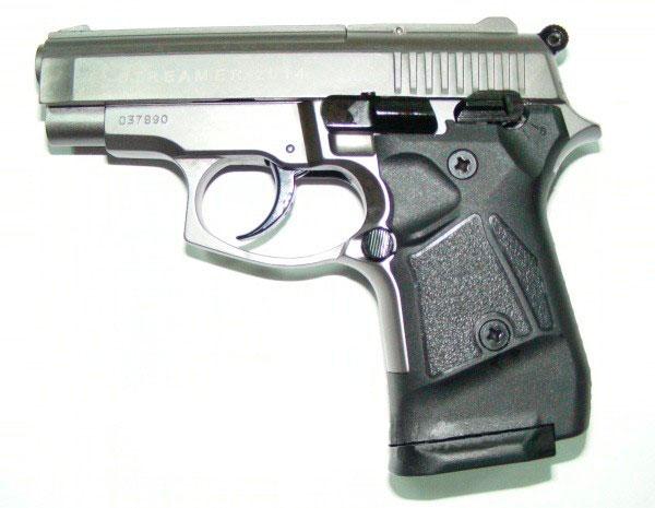 травматический пистолет streamer 2014