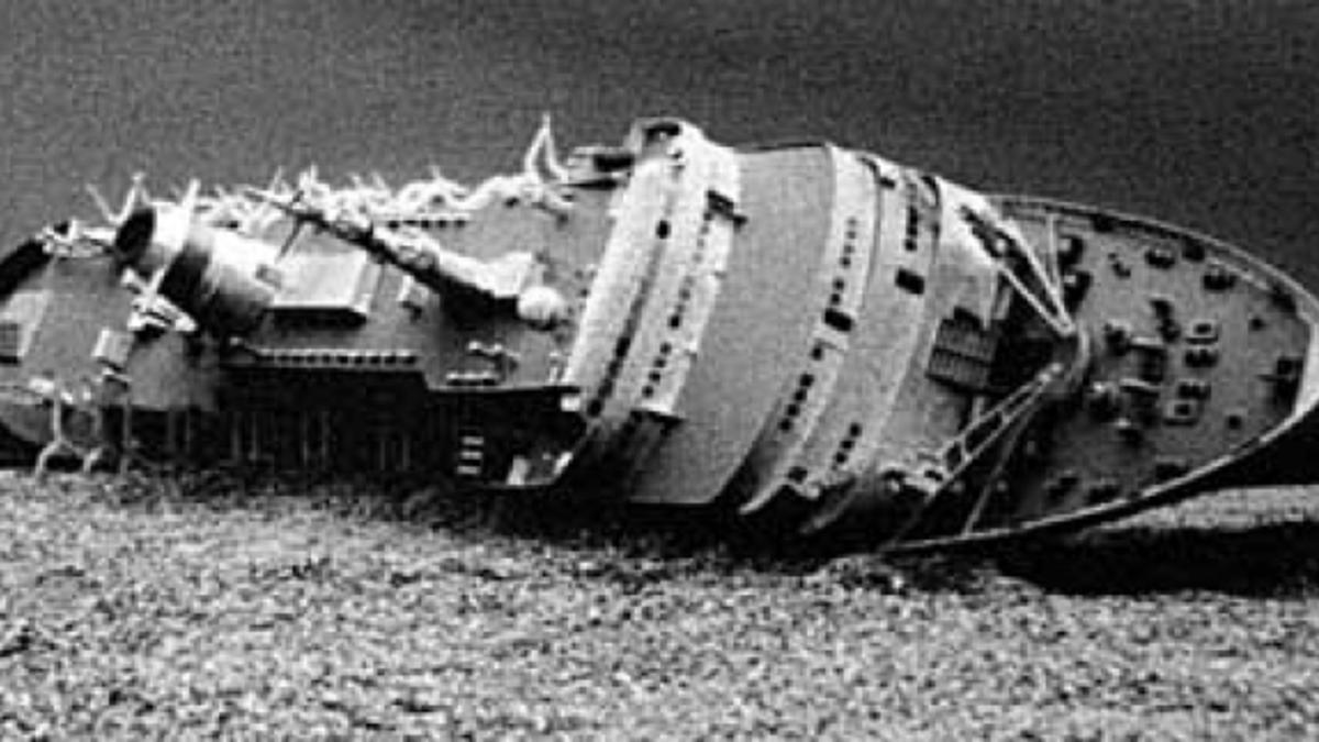 катастрофа адмирал нахимов 1986