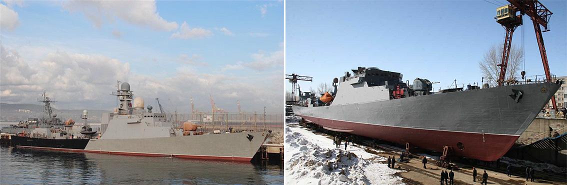 ракетный корабль дагестан
