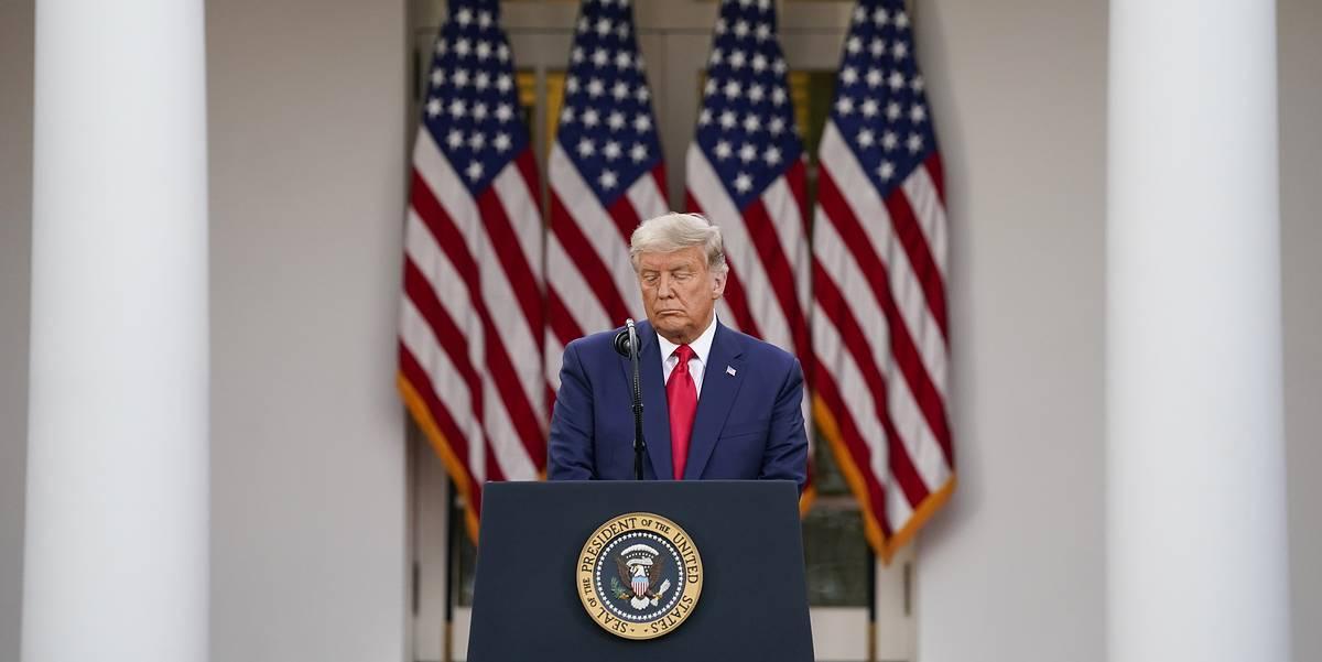 в каком году трамп стал президентом сша