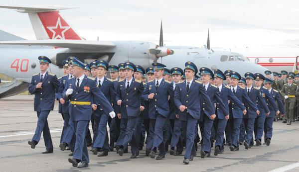 военные авиационные училища россии