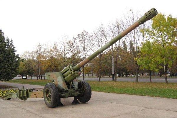 пушка м46