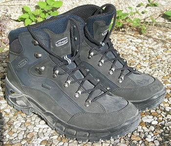 что значит треккинговые ботинки