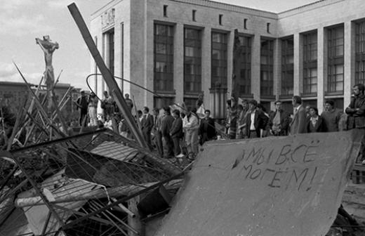 события 3 октября 1993 года в москве