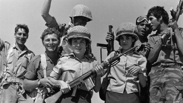 шестидневная война 1967
