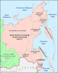 дальний восток области