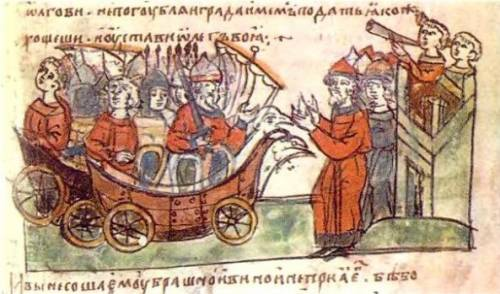 война святослава с византией
