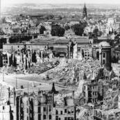 дрезден во время второй мировой войны