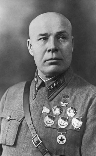 маршал тимошенко биография