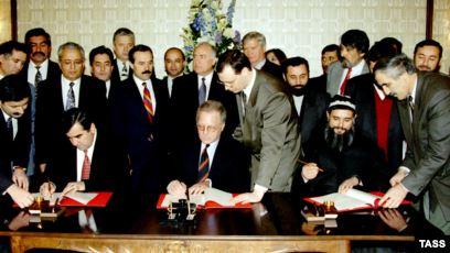 таджико афганская война