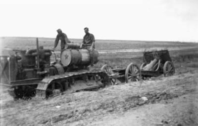 трактор сталинец фото