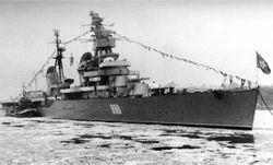 атомный крейсер киров